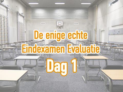 de enige echte eindexamen evaluatie 2021 dag 1 duits nederlands bedrijfseconomie wiskunde