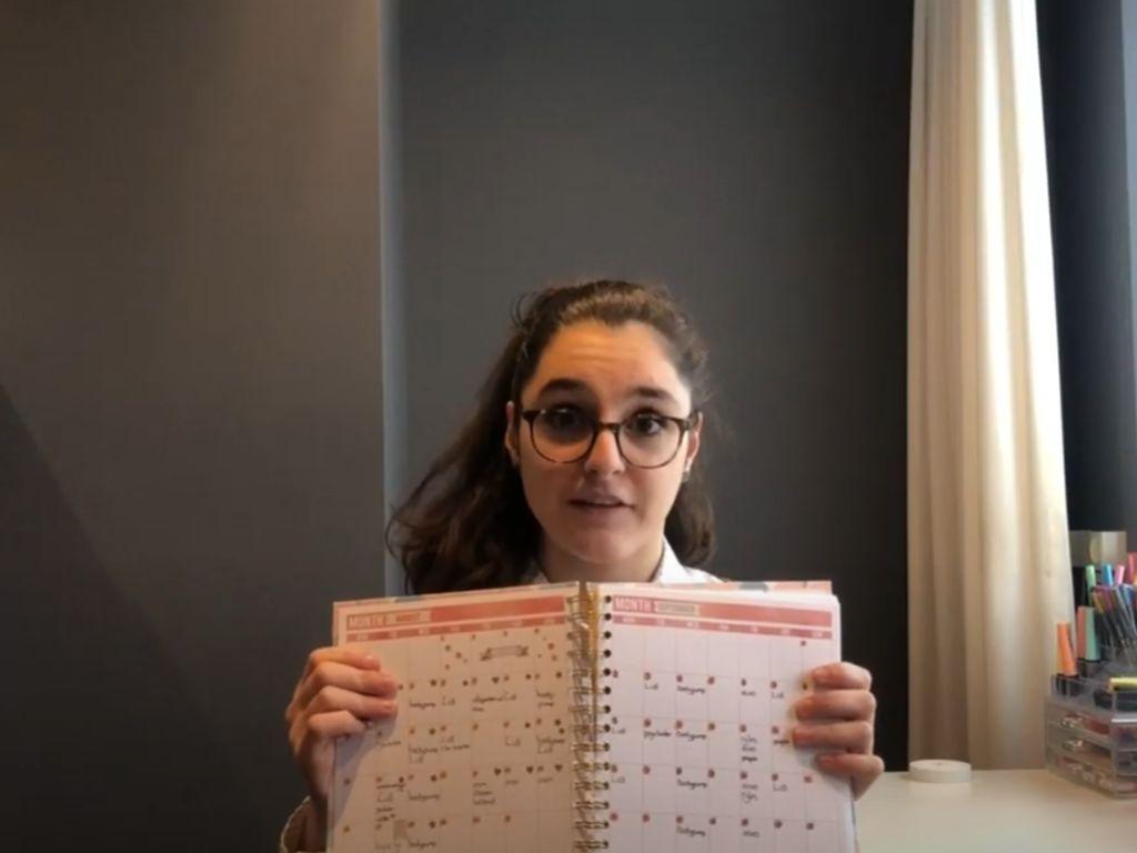 Nina helpt: wordt een master in plannen