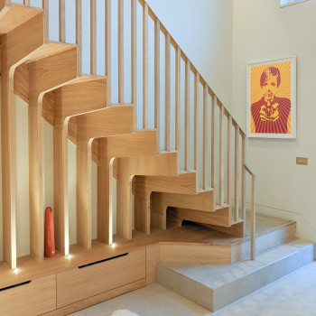 Frilford Stair