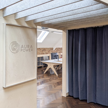 Queens Square Office Fit Out