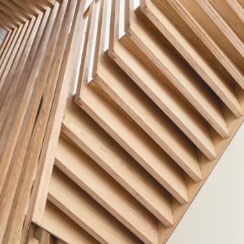 Brockeridge Staircase