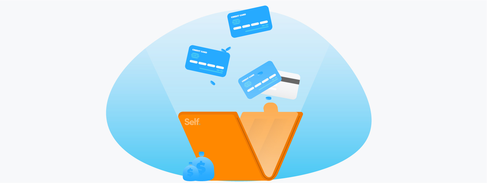 Types of credit header