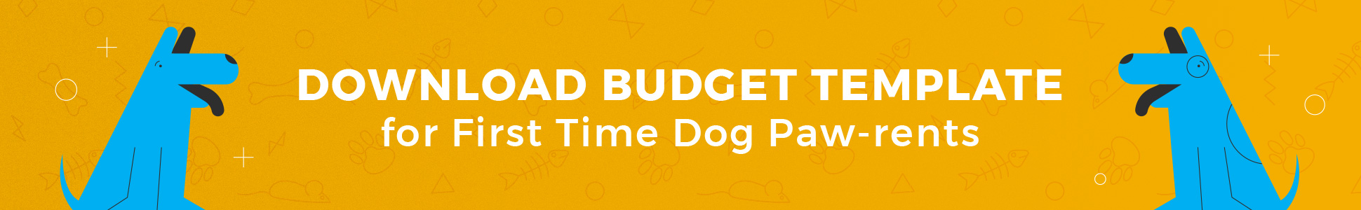 download-dog-budget-template