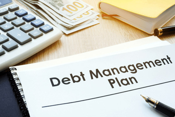 debt management, military