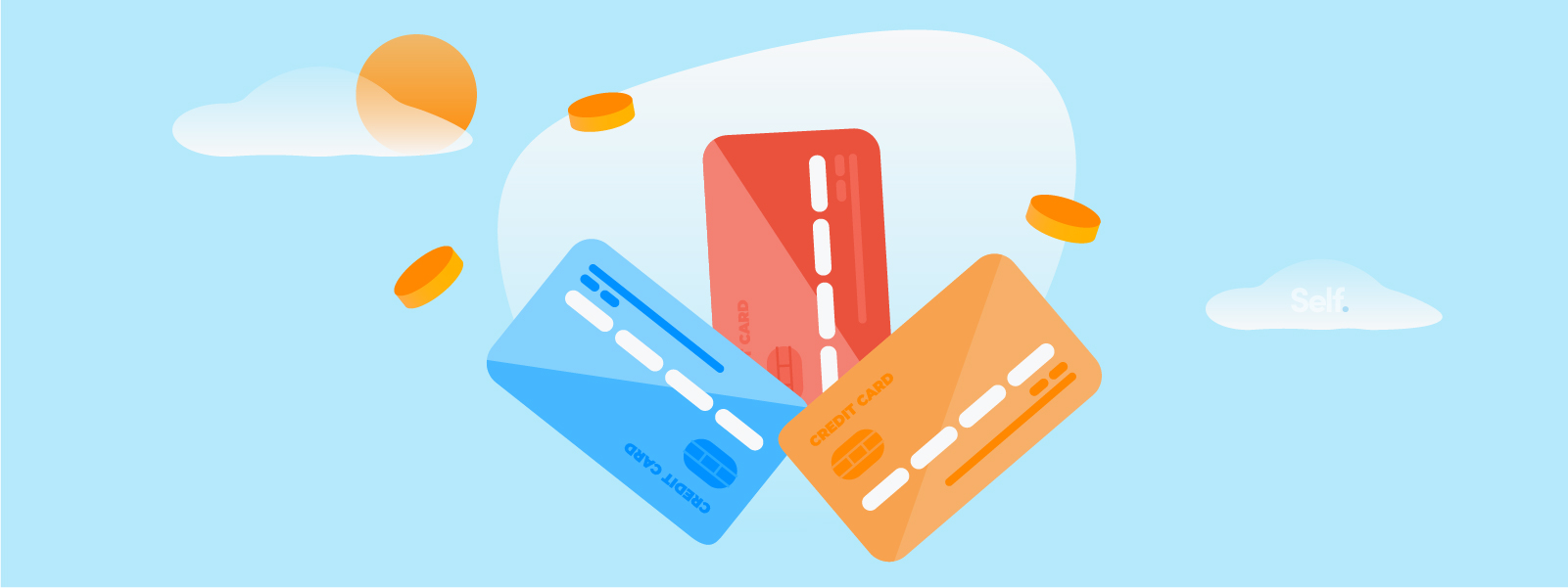 Choosing the right credit card for you.