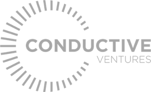 Conductive Ventures Logo Monochrome