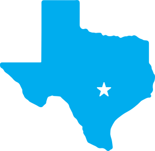 Texas Blue Color