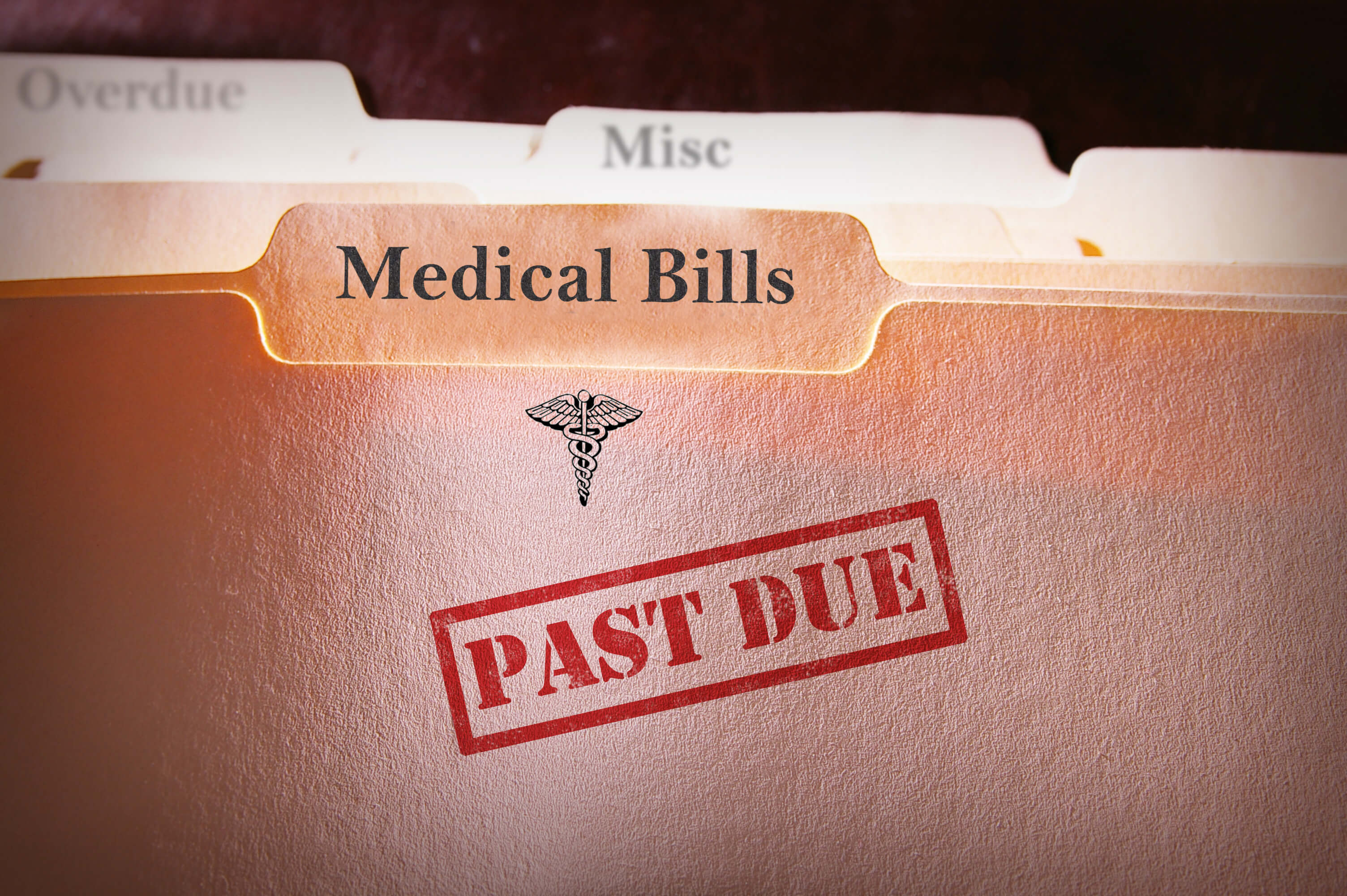 Unpaid Medical Bills
