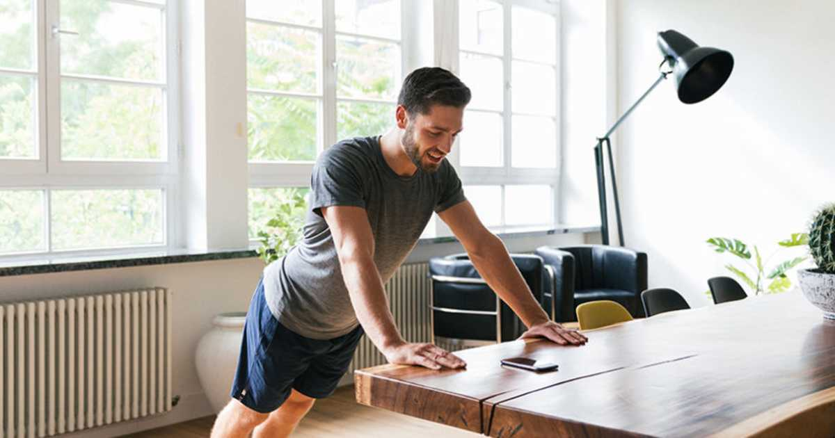 Arm Workouts At Home Try These Two Sequences With And