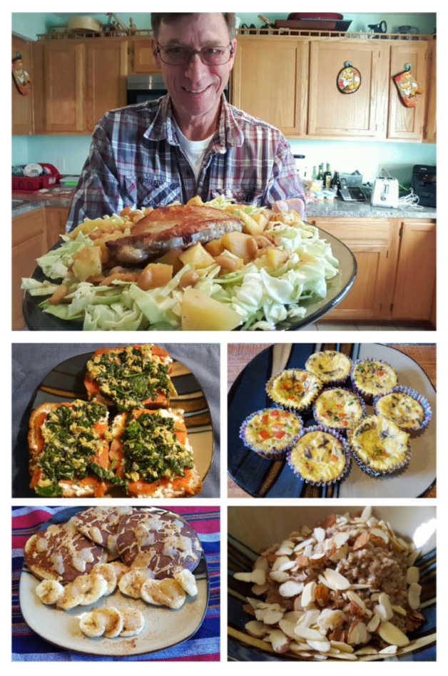 THOMAS WAALKES collage FOOD