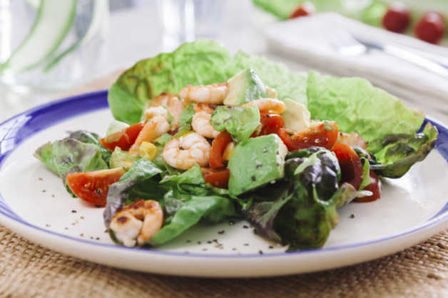 mexican shrimps salad recipe