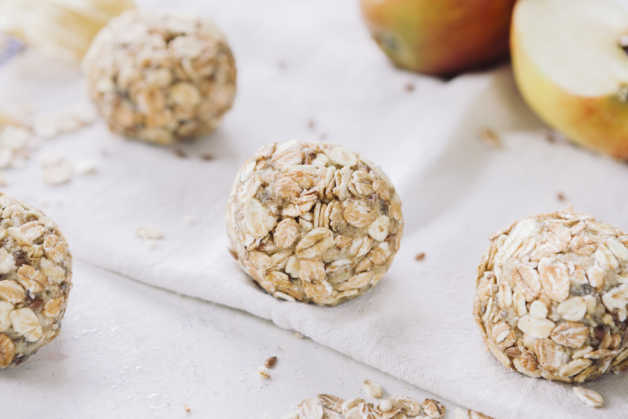 Apple Almond Energy Balls