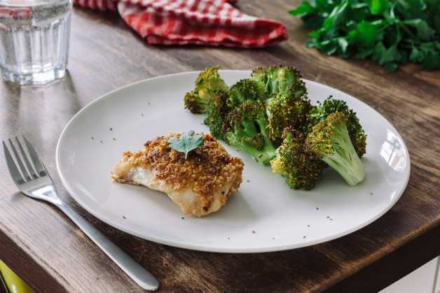 recipe walnut crusted white fish