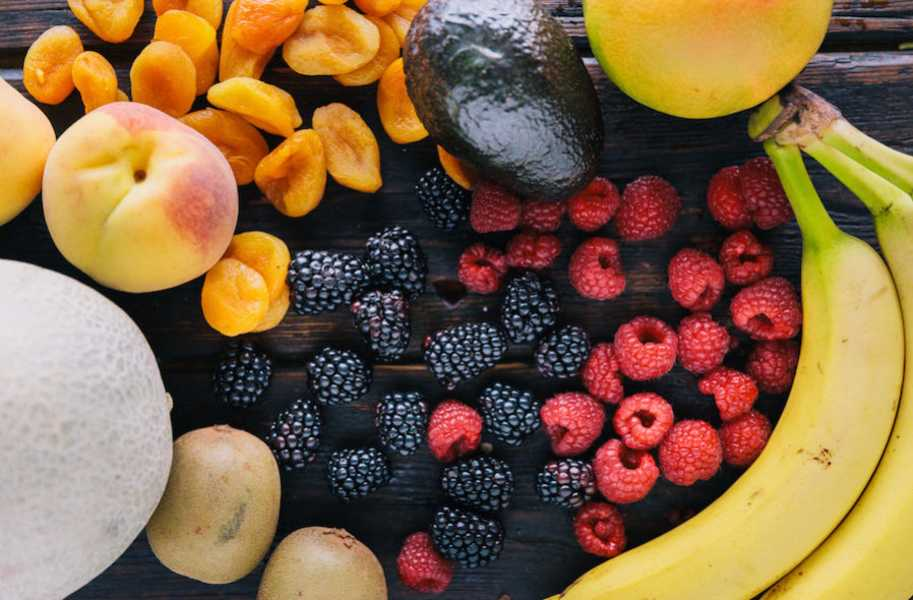 High-protein-fruits