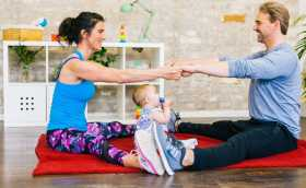 How to Stay Active as a Busy Parent