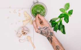 Hey P(r)esto! Easy Homemade Pesto Recipe