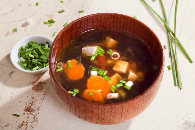 miso soup recipe healthy