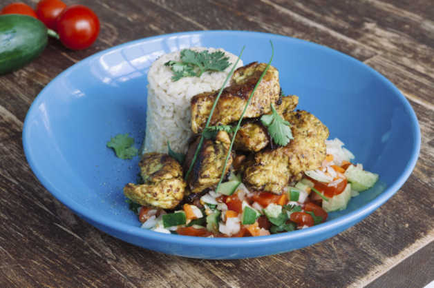 Regional-meals-indian-turkey-with-rice