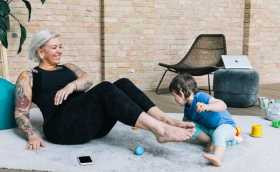 Second-Trimester: Core Exercises for Pregnancy