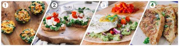 Savory brunch recipes