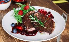 Pork Chop Recipe With Berry Sauce