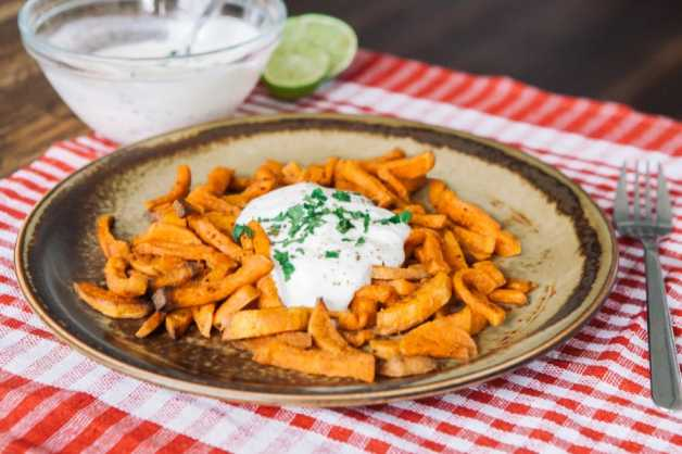 food cravings french fries