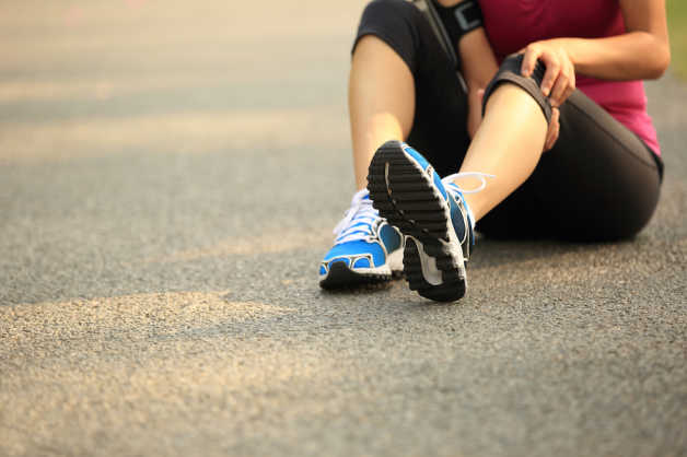 Fitness Injury injured hurt pain sore lifestyle shutterstock 010