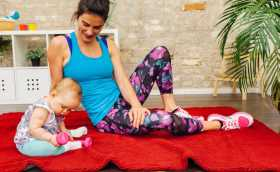 The Best 10-Minute Workout for Busy Moms: The Tabata