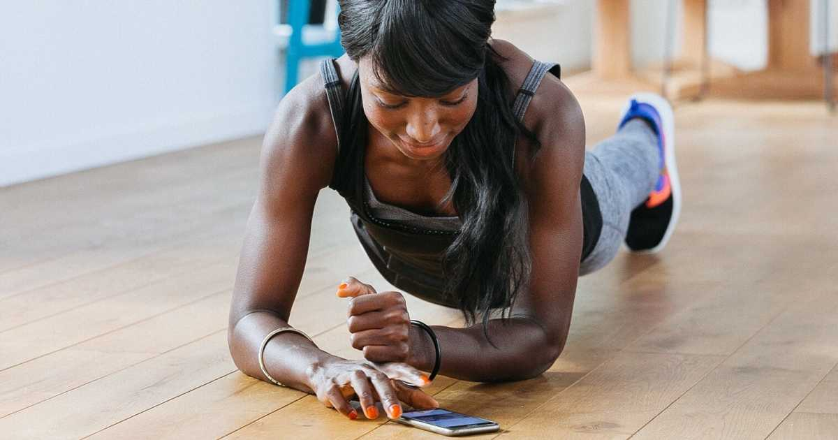 Home Workout Apps - Why Do They Work | 8fit