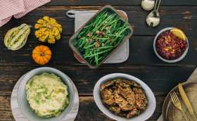 6 Vegan Thanksgiving Recipes We're Crazy About