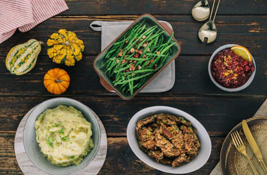 thanksgiving side dishes recipes