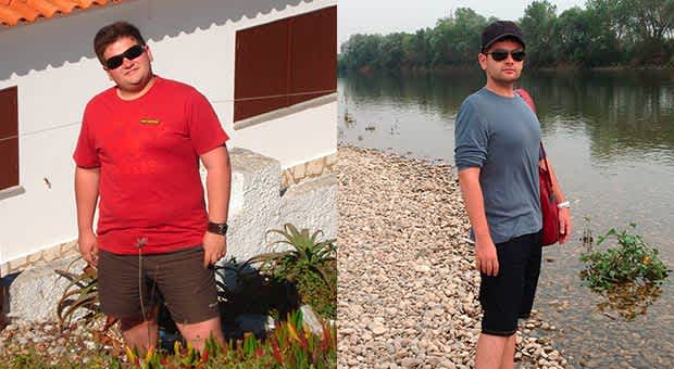 Benny 8fit success story, weight loss