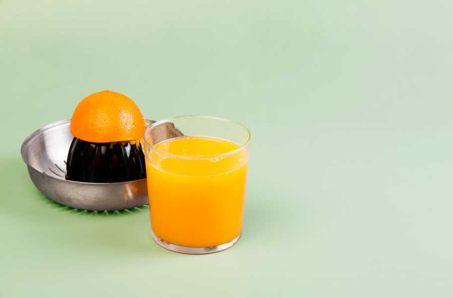 science behind the sweet tooth orange juice squeezer