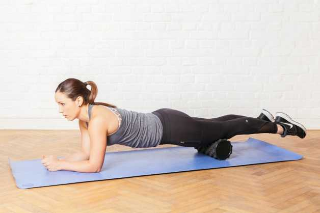 FOAM ROLLING MUSCLE SORENESS tight it band