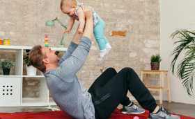 Workouts for Busy Dads