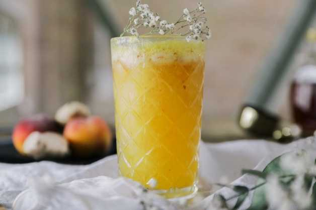 summer-mocktail-peachy