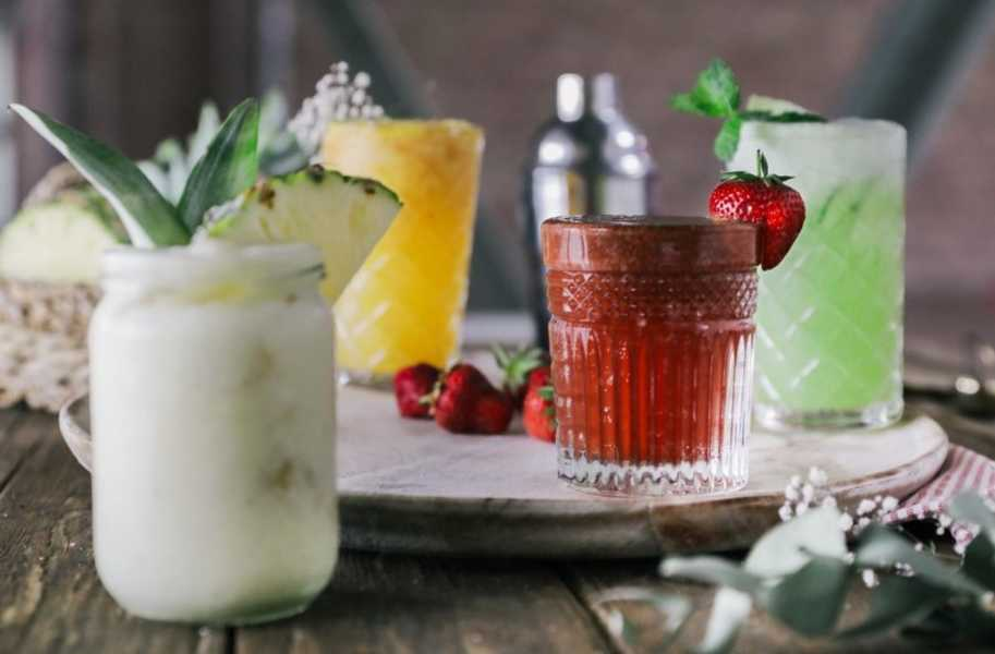 healthy-summer-cocktails mocktails