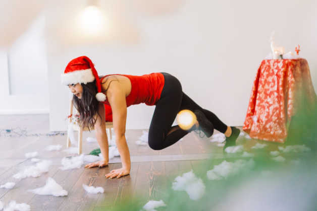 12 days christmas mountain climbers marife