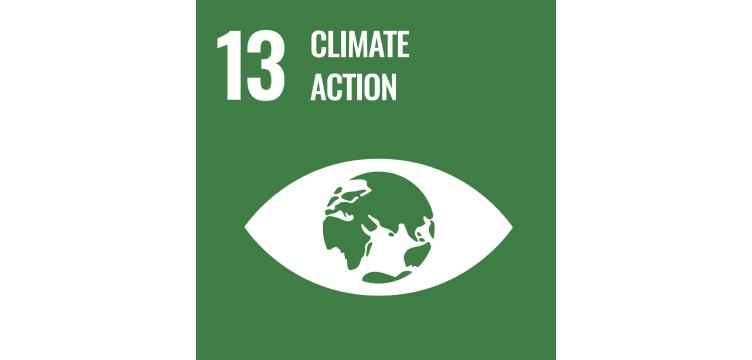 UN goal illustration climate action