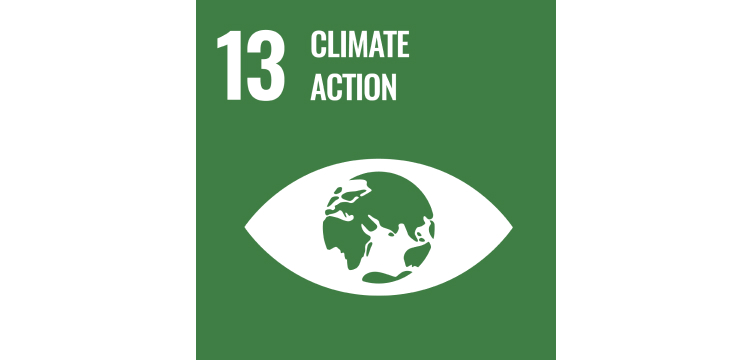 UN goal illustration climate action