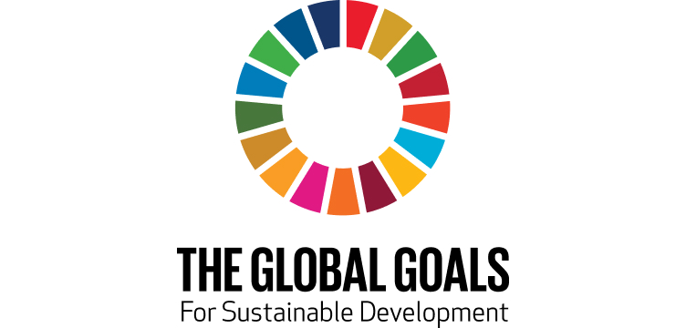 Illustration of UN Global Goals for Sustainable Development