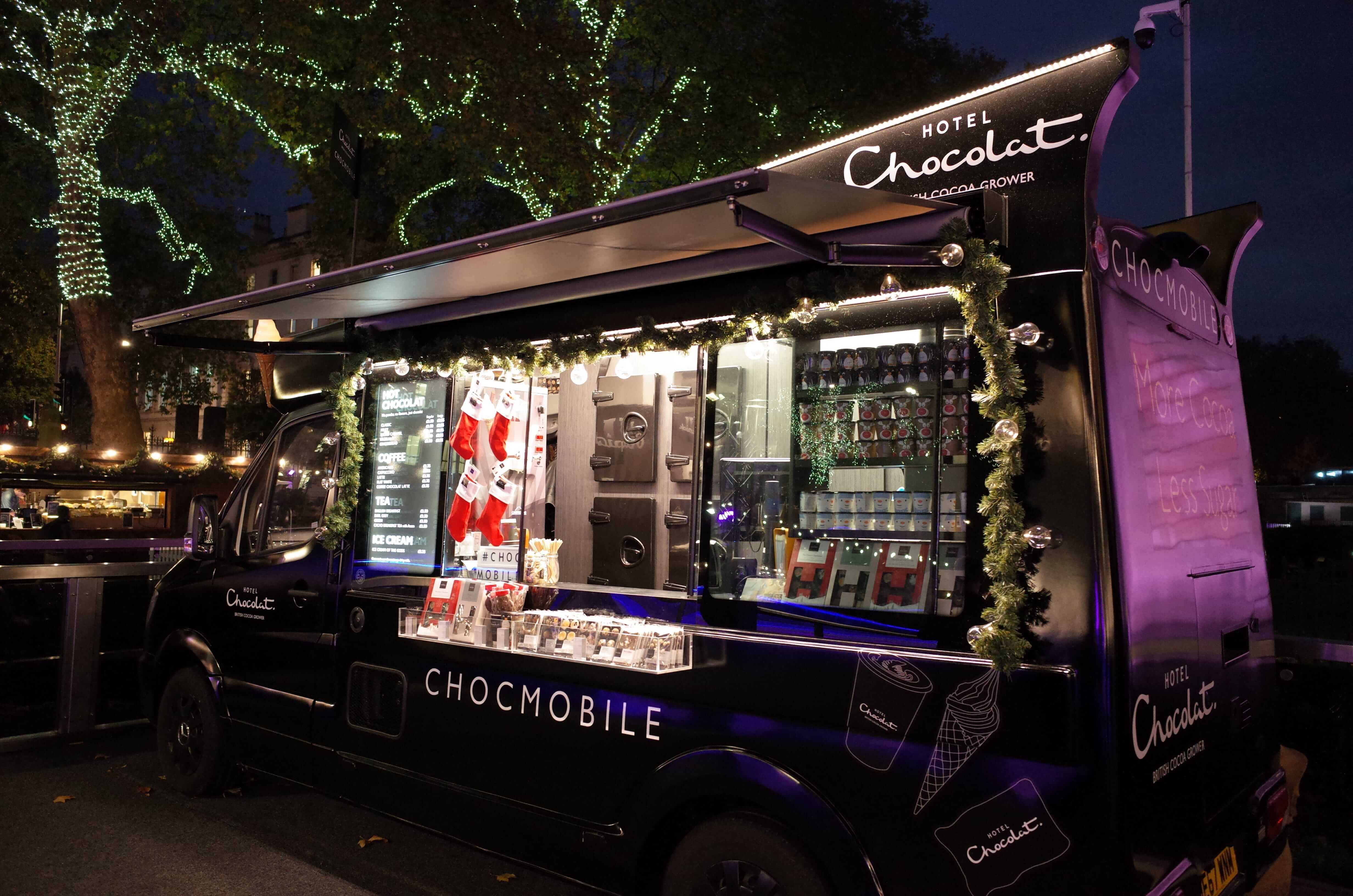 Chocmobile Replace