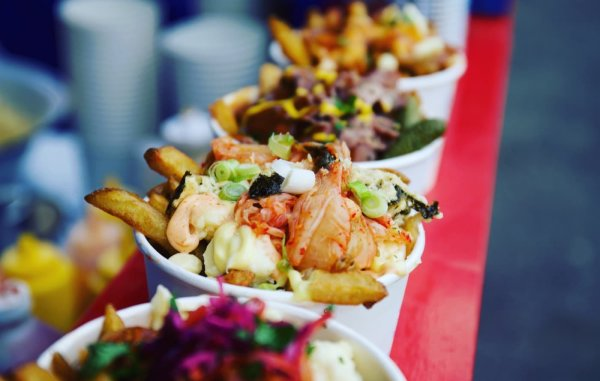 Top scran: The best places to eat street food in Manchester