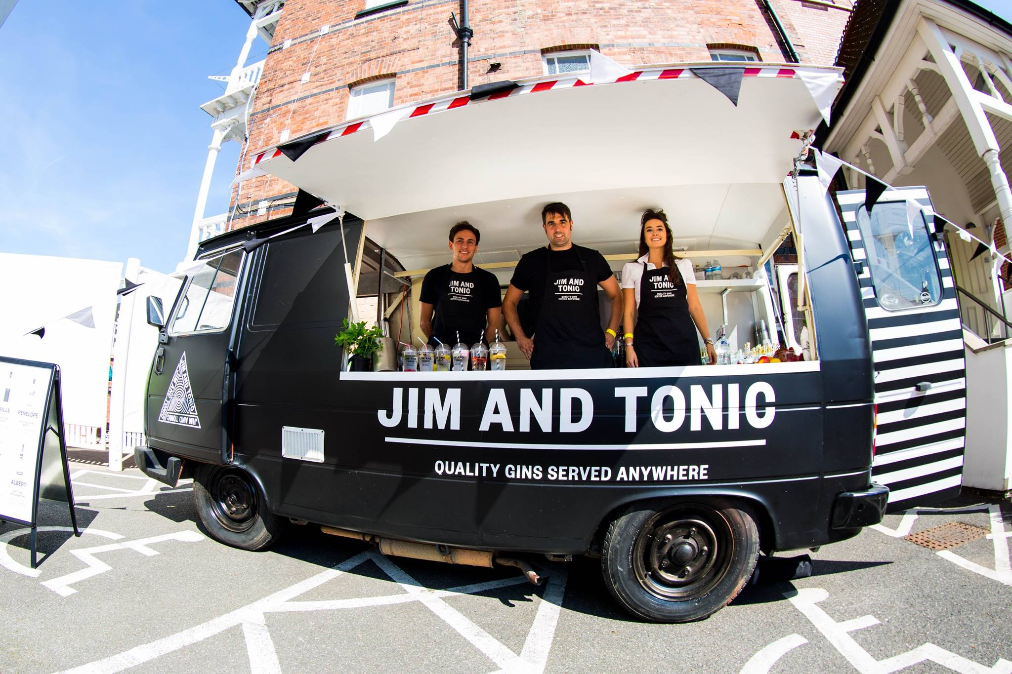 Urban Cordial - Jim and Tonic