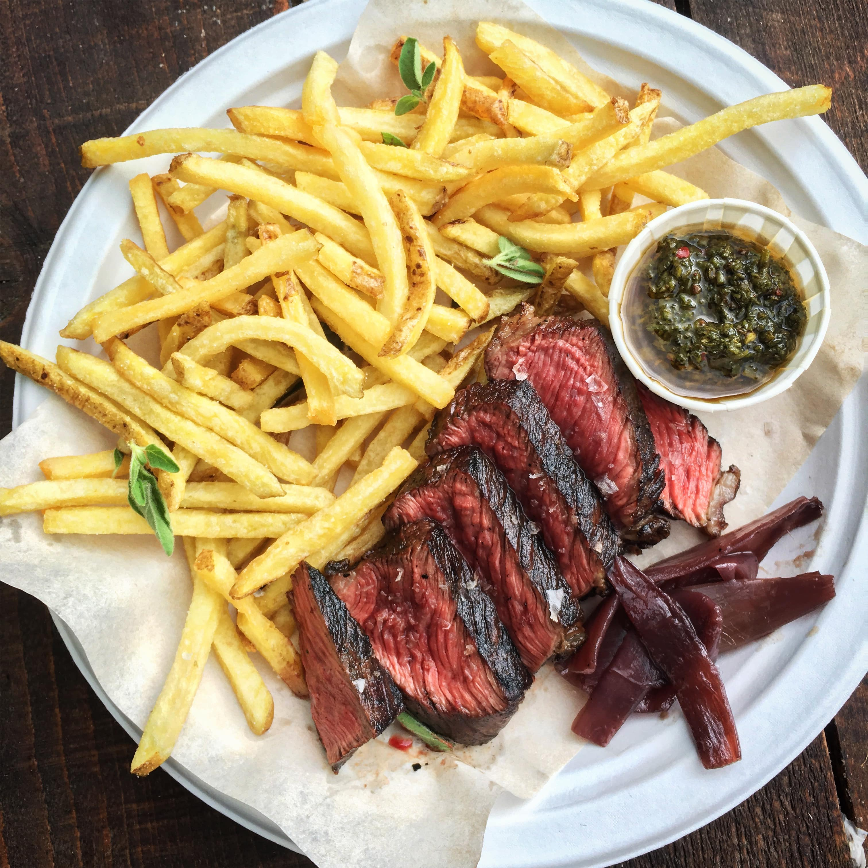Feast-It-Up-In-My-Grill-Steak-Chips-Book-Now-Event-Catering