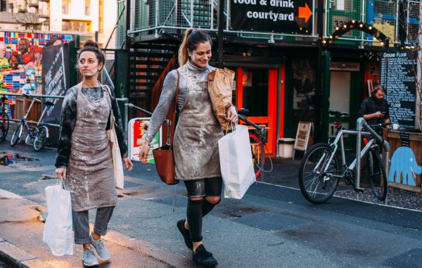 The inspiring women taking street food by storm