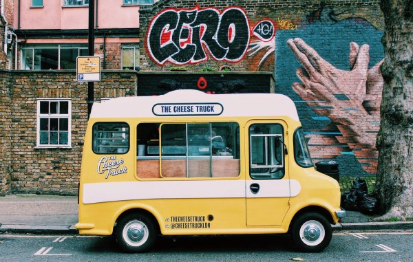 7 London food trucks you have to visit in 2017
