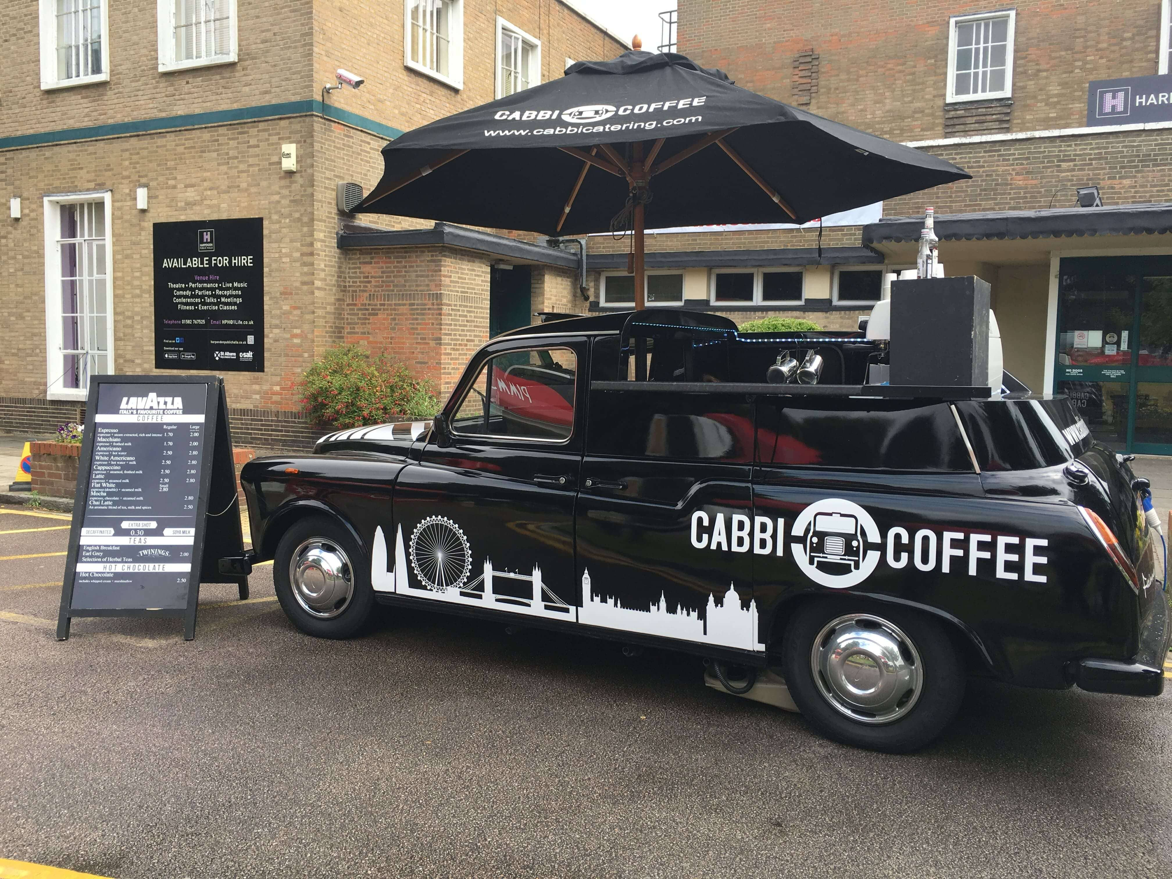 Cabbi Coffee Replace