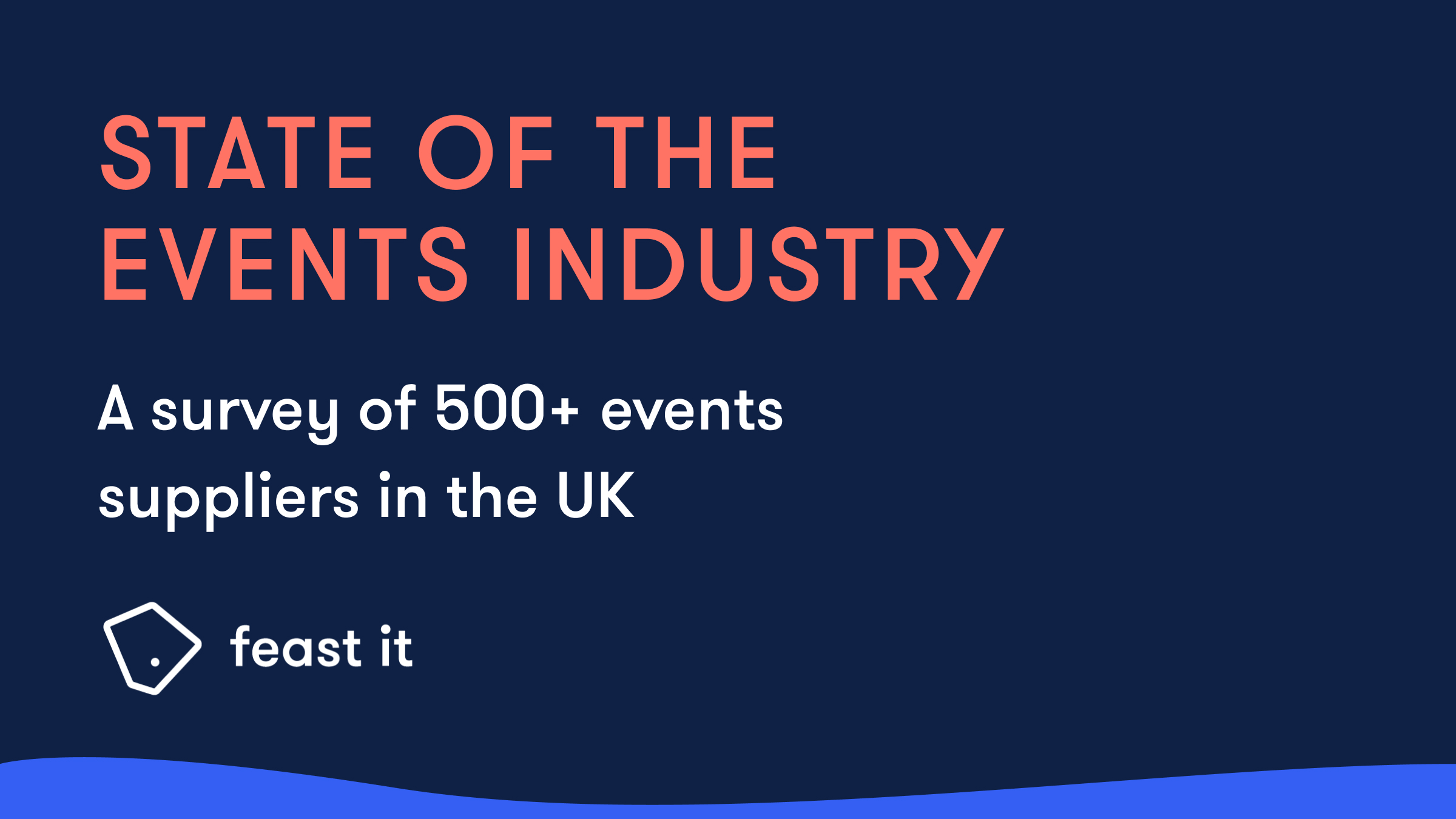 State of the events industry