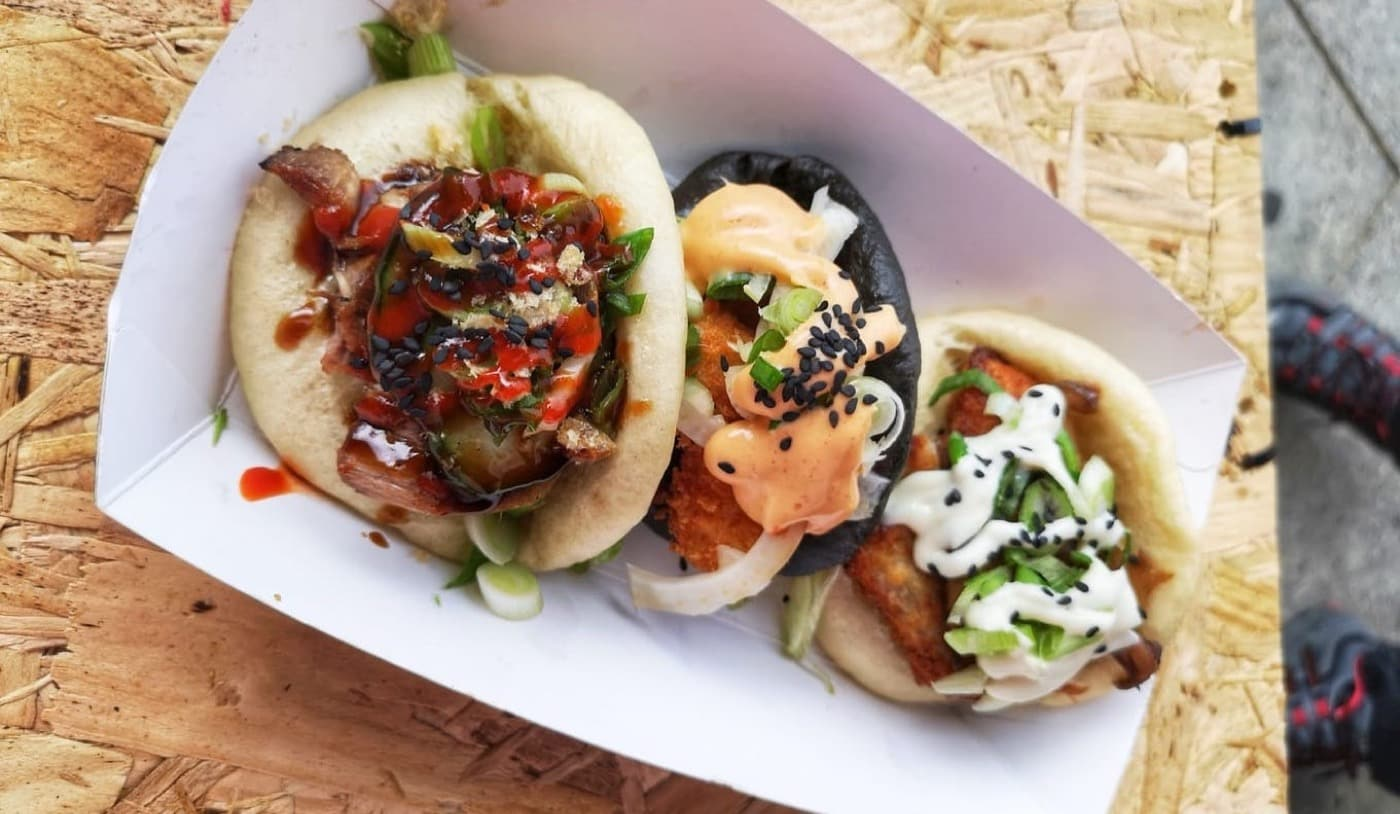 Feast-It-Wallace-and-Sons-Asian-street-food-stall-event-catering-Japanese-bao-buns-book-now-two